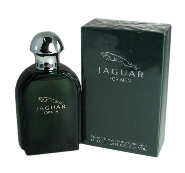 Jaguar for Men 3.4 oz Eau de Toilette Spray