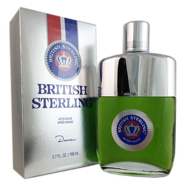 British Sterling Men by Dana 5.7 oz After Shave