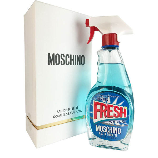 Moschino Fresh Couture for Women by Moschino 3.4 oz Eau De Toilette Spray