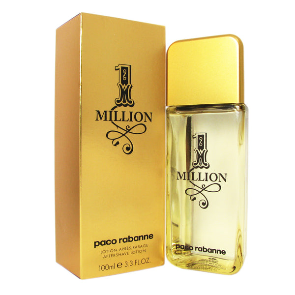 1 Million for Men by Paco Rabanne 3.3 oz. After Shave