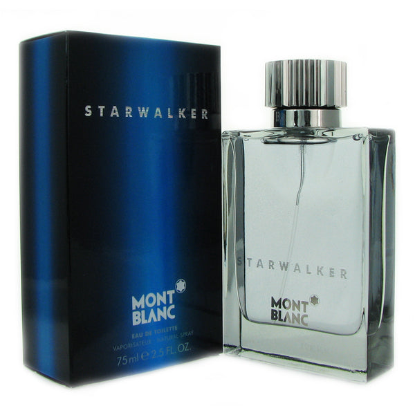Starwalker Men by Mont Blanc 2.5 oz Eau de Toilette Spray
