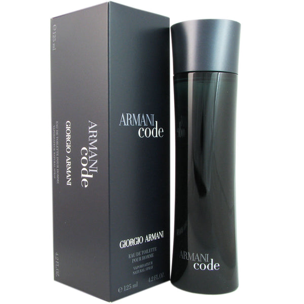 Armani Code Men by Armani 4.2 oz Eau de Toilette Spray