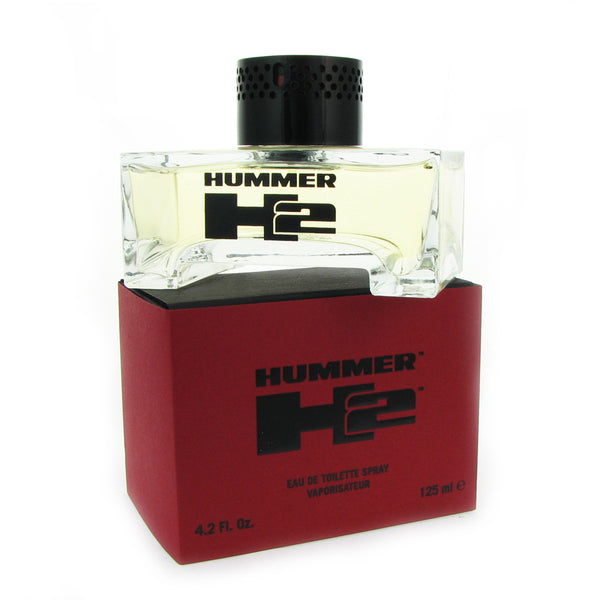 Hummer H2 for Men by Hummer 4.2 oz 125 ml Eau de Toilette Spray
