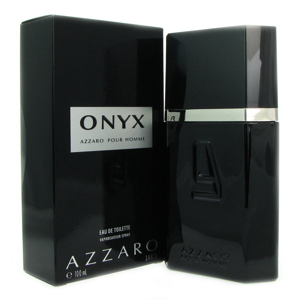 Azzaro Onyx for Men by Azzaro 3.4 oz Eau de Toilette Spray