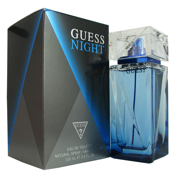 Guess Night for Men by Guess 3.4 oz Eau De Toilette Spray