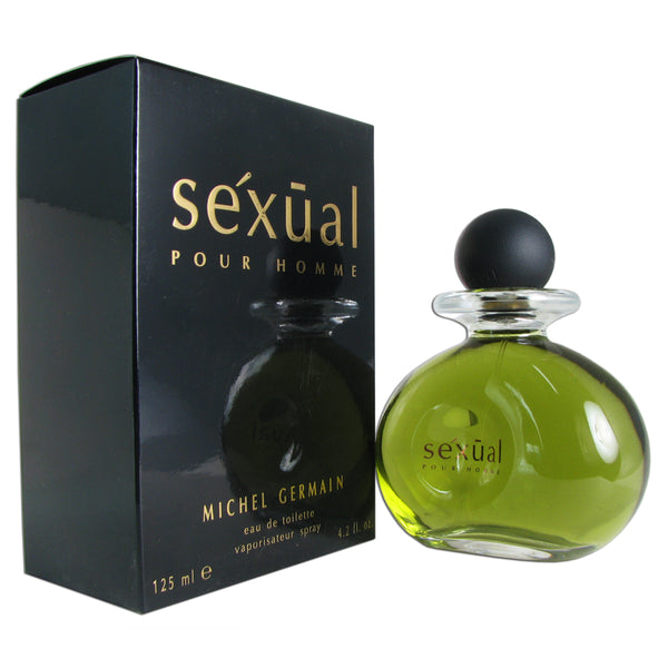 Sexual for Men by Michel Germain 4.2 oz Eau de Toilette Spray