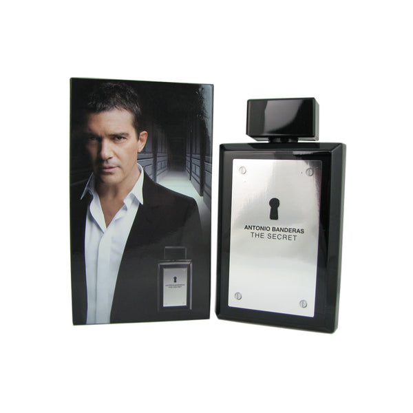 The Secret for Men by Antonio Banderas 6.75 Eau De Toilette Spray