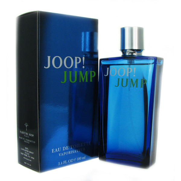 Joop Jump for Men by Joop 3.4 oz 100 ml Eau de Toilette Spray