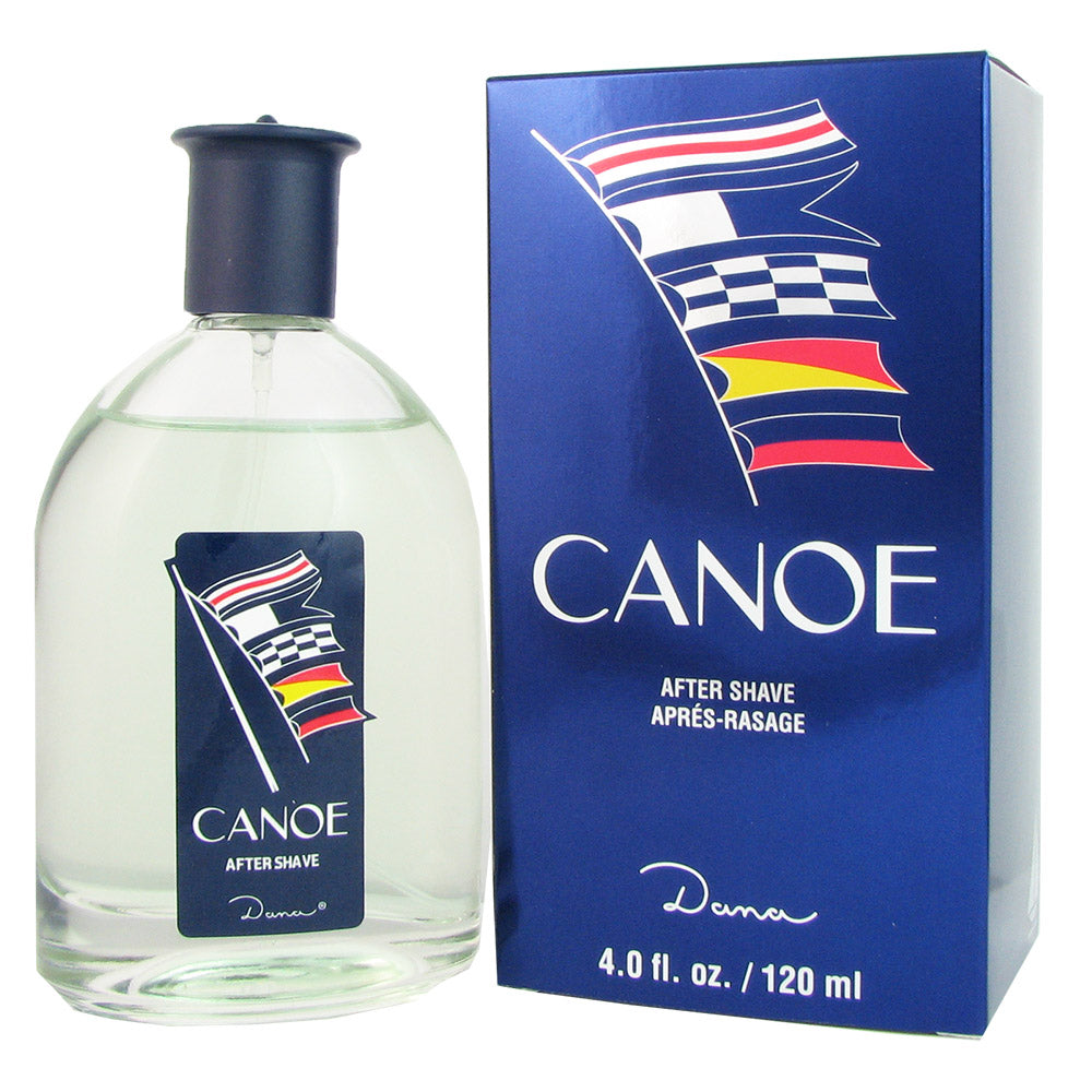 Canoe for Men by Dana 4.0 oz After Shave