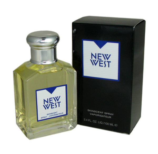 New West for Men by Aramis 3.4 oz Skinscent Spray