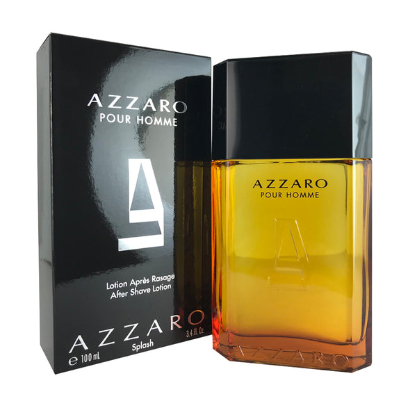 Azzaro For Men by Azzaro 3.4 oz After Shave Lotion