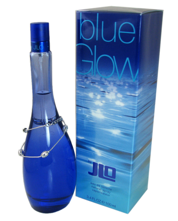 Blue Glow for Women by Jennifer Lopez 3.4 oz Eau de Toilette Spray