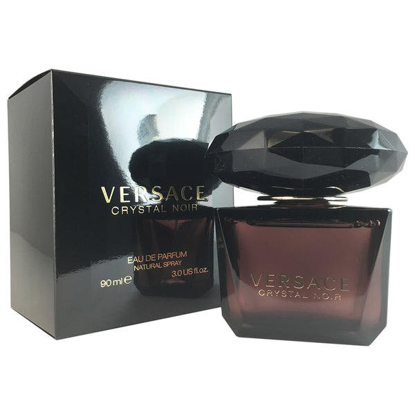 Versace Crystal Noir for Women by Versace 3.0 oz 90 ml Eau de Parfum Spray