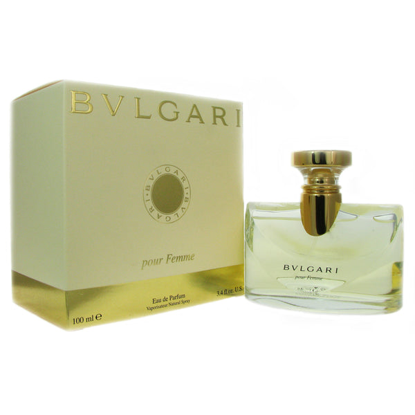Bvlgari for Women 3.4 oz 100 ml Eau de Parfum Spray