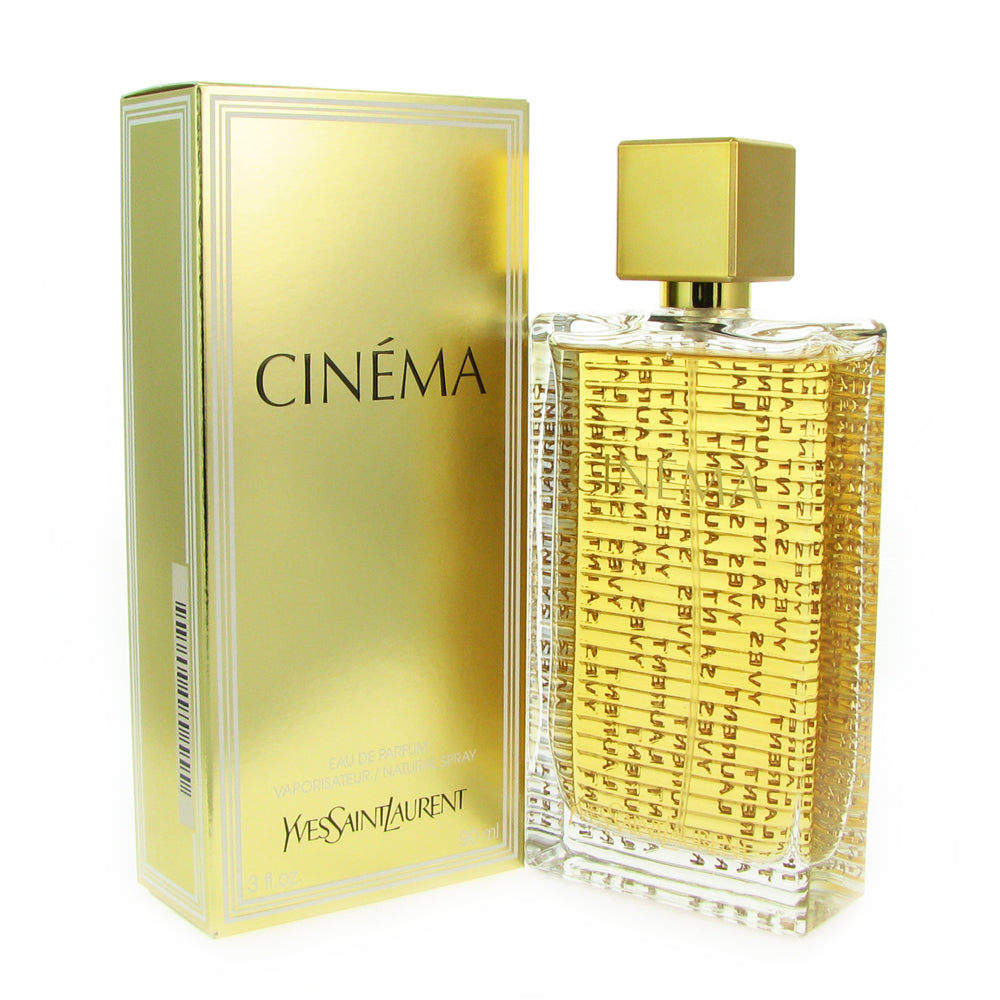 Cinema For Women by Yves Saint Laurent 3.0 oz Eau de Parfum Spray