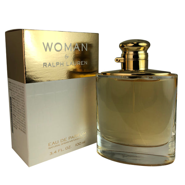 Woman for Women by Ralph Lauren 3.4 oz. Eau De Parfum Spray