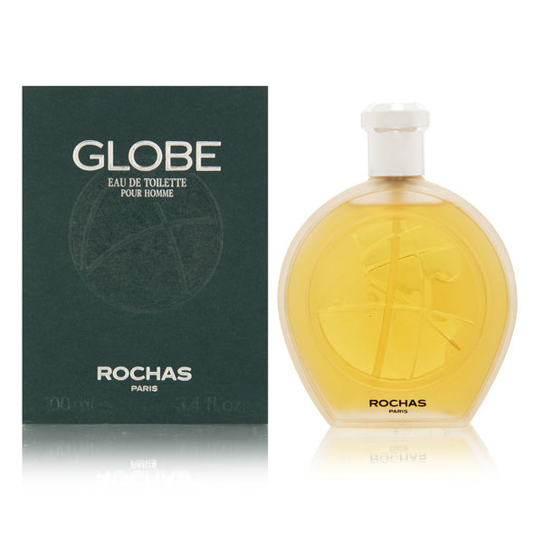 Globe by Rochas for Men 3.4 oz Eau de Toilette Spray
