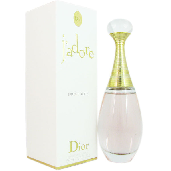 J'adore for Women by Christian Dior 1.7 oz Eau de Toilette Spray