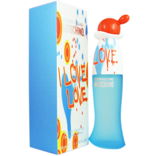 I Love Love for Women by Moschino 1.7 oz Eau De Toilette Spray