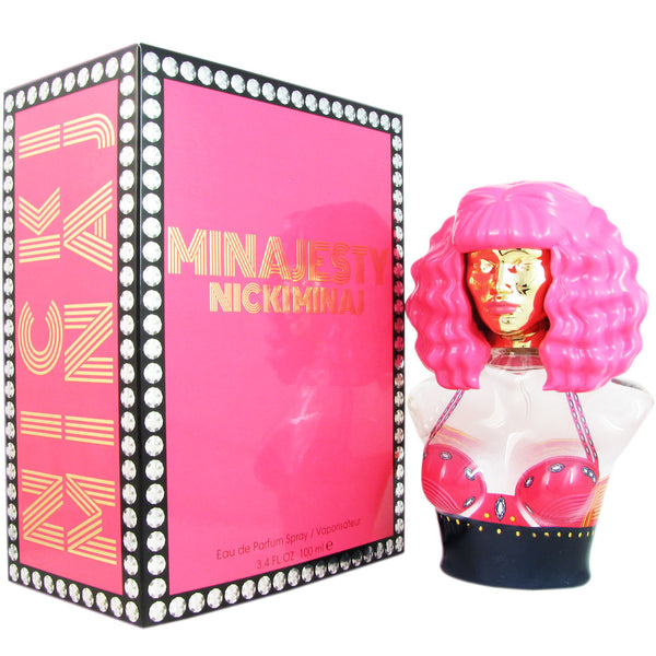 Nicki Minaj Minajesty for Women 3.4 oz Eau de Parfum Spray
