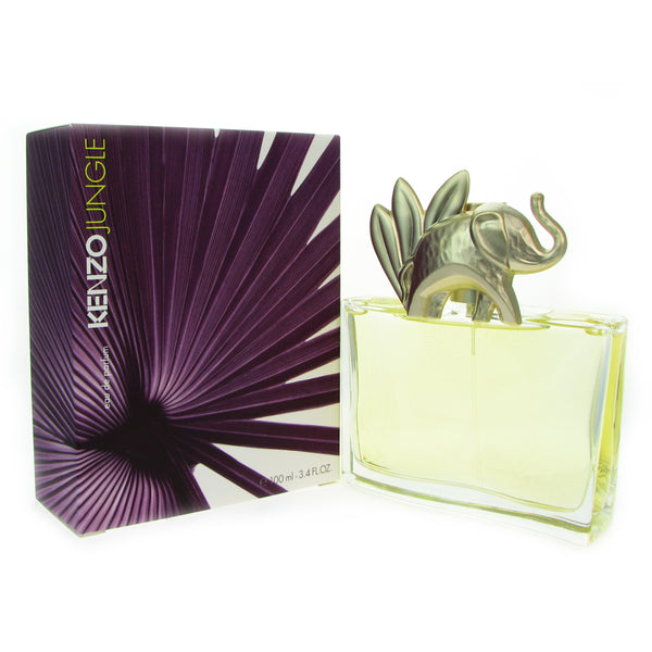 Kenzo Jungle L'Elephant for Women by Kenzo 3.4 oz Eau de Parfum Spray