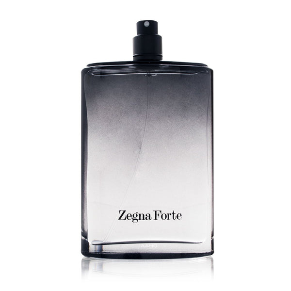 Zegna Forte by Ermenegildo Zegna for Men 3.3 oz Eau de Toilette Spray (Tester no Cap)