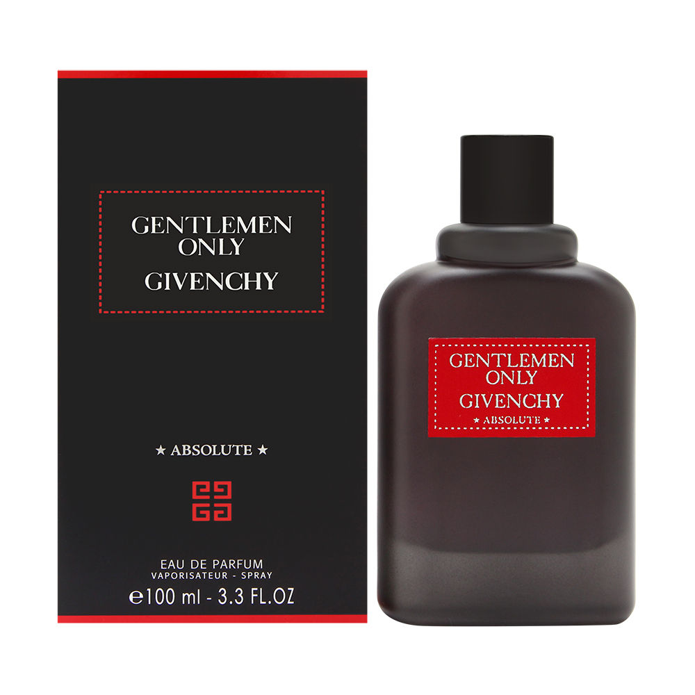 Givenchy Gentlemen Only Absolute for Men 3.3 oz Eau de Parfum Spray