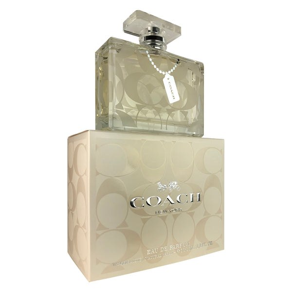 Coach New York for Women by Interparfums 3.3 oz Eau de Parfum Natural Spray