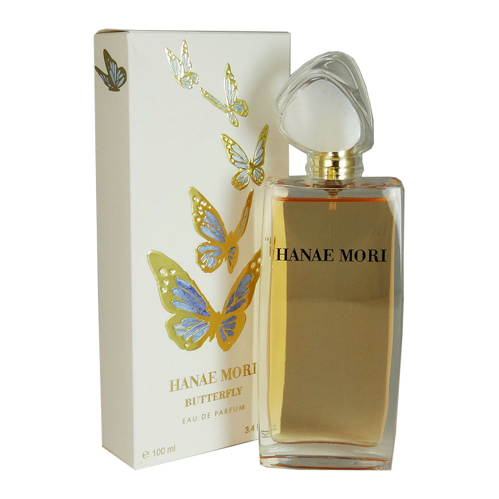 Blue Butterfly for Women by Hanae Mori 3.4 oz Eau de Parfum Spray
