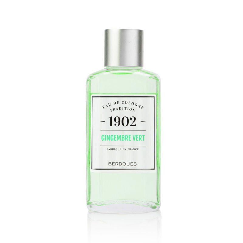 1902 Green Ginger by Berdoues 8.3 oz Eau de Cologne Splash