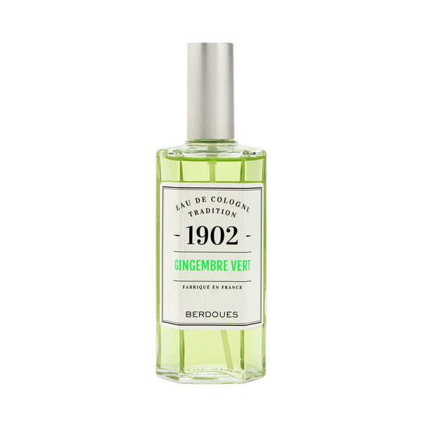 1902 Green Ginger by Berdoues 4.2 oz Eau de Cologne Spray