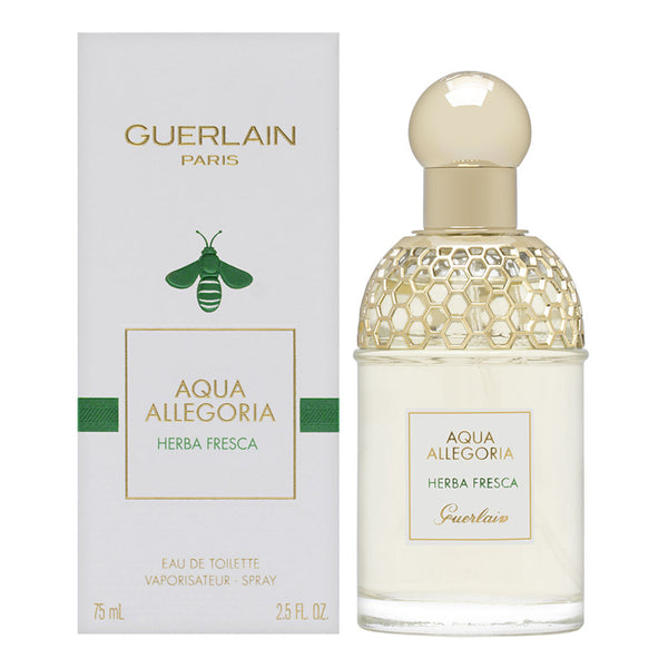 Aqua Allegoria Herba Fresca by Guerlain for Women 2.5 oz Eau de Toilette Spray