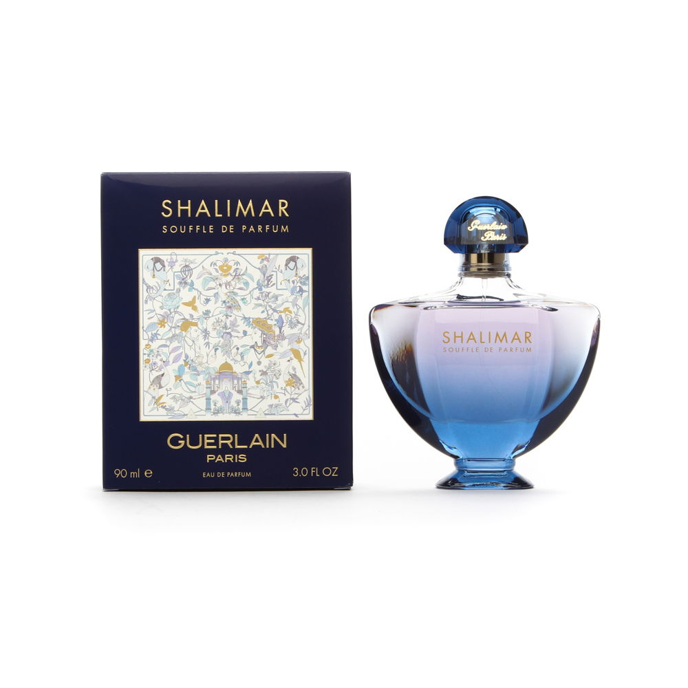Shalimar Souffle De Parfum by Guerlain for Women 3.0 oz Eau de Parfum Spray