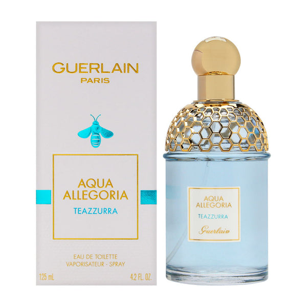 Aqua Allegoria Teazzurra by Guerlain for Women 4.2 oz Eau de Toilette Spray