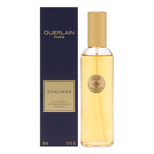 Shalimar by Guerlain for Women 3.1 oz Eau de Toilette Spray Refill