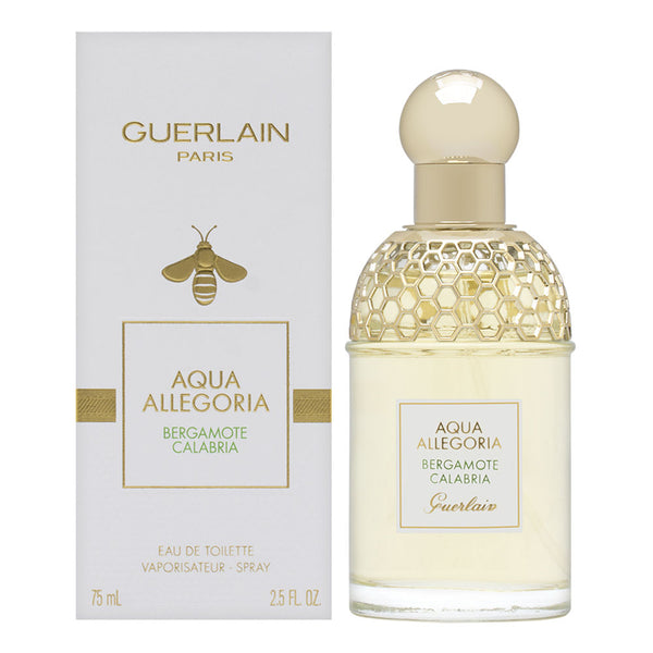 Aqua Allegoria Bergamote Calabria by Guerlain For Women 2.5 oz Eau de Toilette Spray