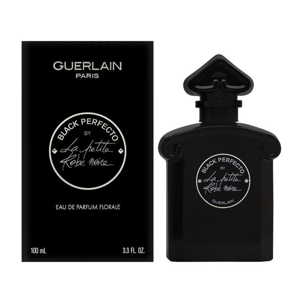 La Petite Robe Noire Black Perfecto by Guerlain for Women 3.3 oz Eau de Parfum Florale Spray