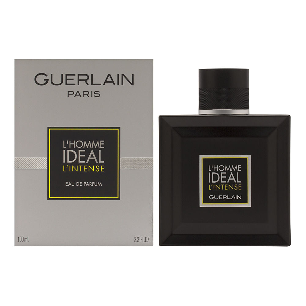 Guerlain L'Homme Ideal L'Intense for Men 3.3 oz Eau de Parfum Spray