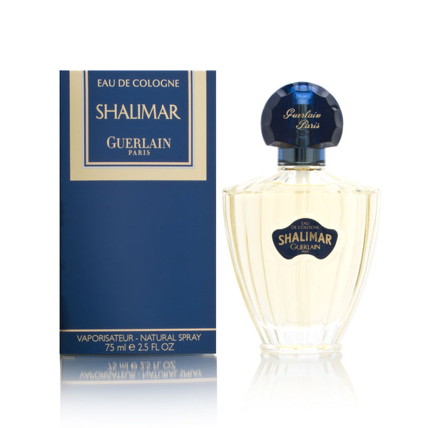 Shalimar by Guerlain for Women 2.5 oz Eau de Cologne Spray