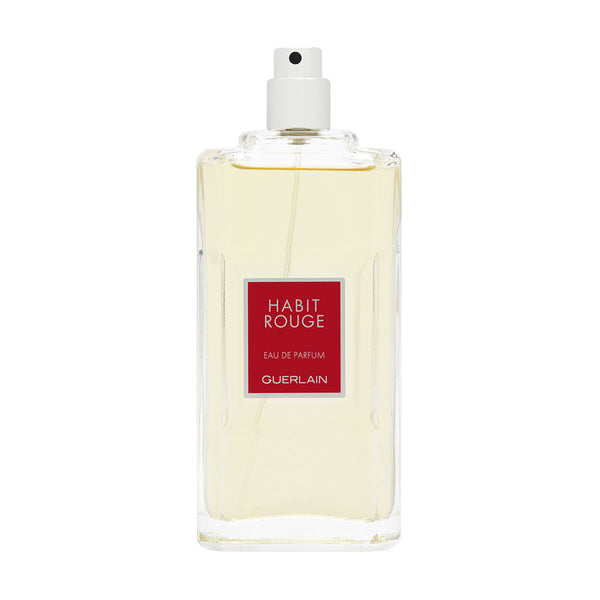Habit Rouge by Guerlain for Men 3.4 oz Eau de Parfum Spray (Tester no Cap)