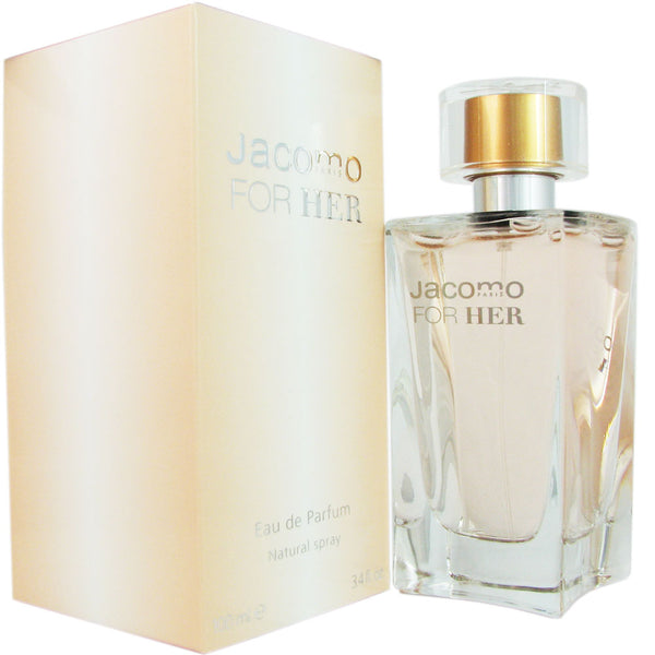 Jacomo for Her for Women by Jacomo 3.4 oz Eau de Parfum Spray