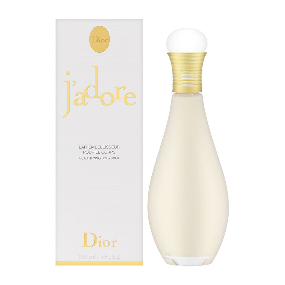 J'adore by Christian Dior for Women 5.0 oz Beautifying Body Milk