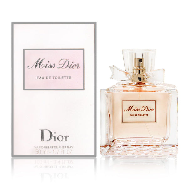 Miss Dior by Christian Dior for Women 1.7 oz Eau de Toilette Spray