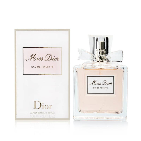 Miss Dior by Christian Dior for Women 3.4 oz Eau de Toilette Spray