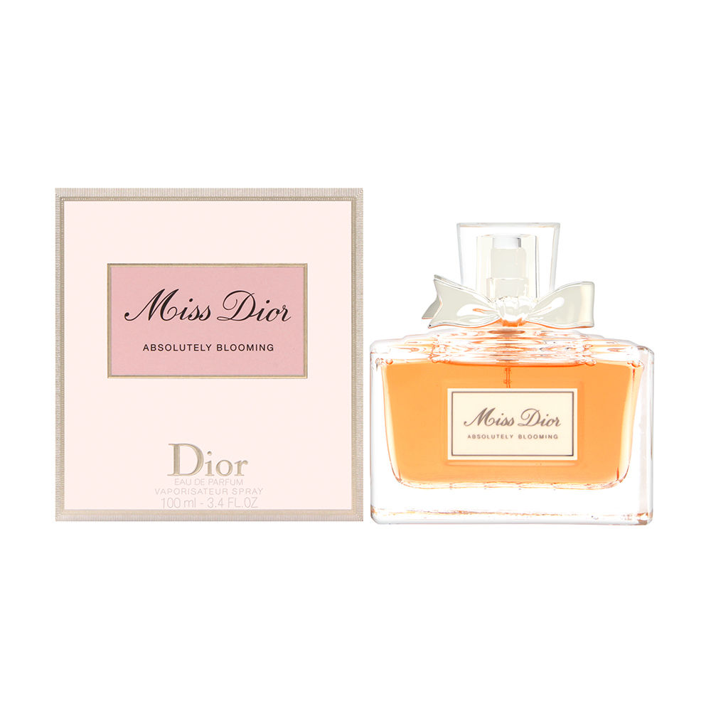 Miss Dior Absolutely Blooming by Christian Dior for Women 3.4 oz Eau de Parfum Spray