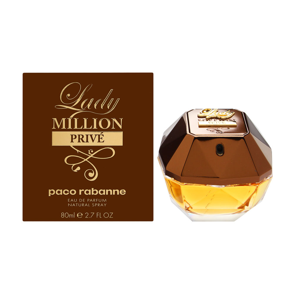 Lady Million Prive by Paco Rabanne 2.7 oz Eau de Parfum Spray