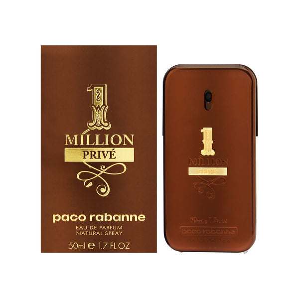 1 Million Prive by Paco Rabanne for Men 1.7 oz Eau de Parfum Spray