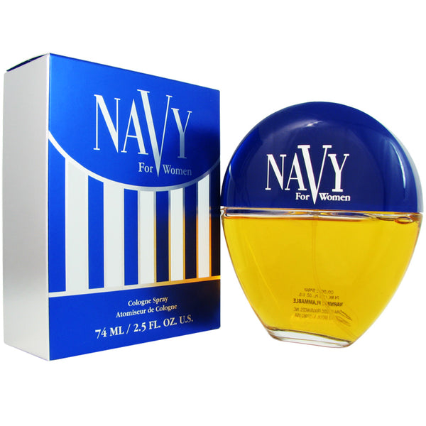 Navy for Women by Dana 2.5 oz Cologne Spray
