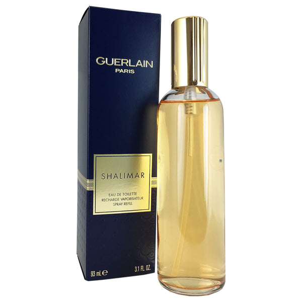 Shalimar for Women by Guerlain 3.1 oz Eau de Toilette Refill Spray