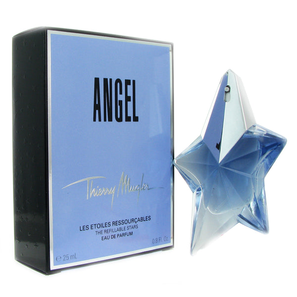 Angel for Women by Thierry Mugler .8 oz Refillable Eau de Parfum Spray
